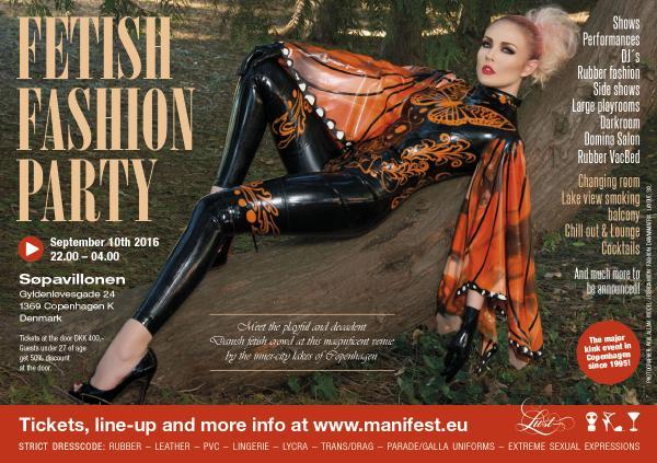 _FETISH FASHION PARTY FLYER